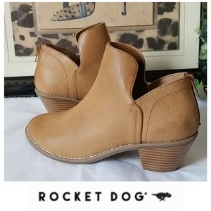 NEW 🌟 Rocket Dog Ankle Bootie